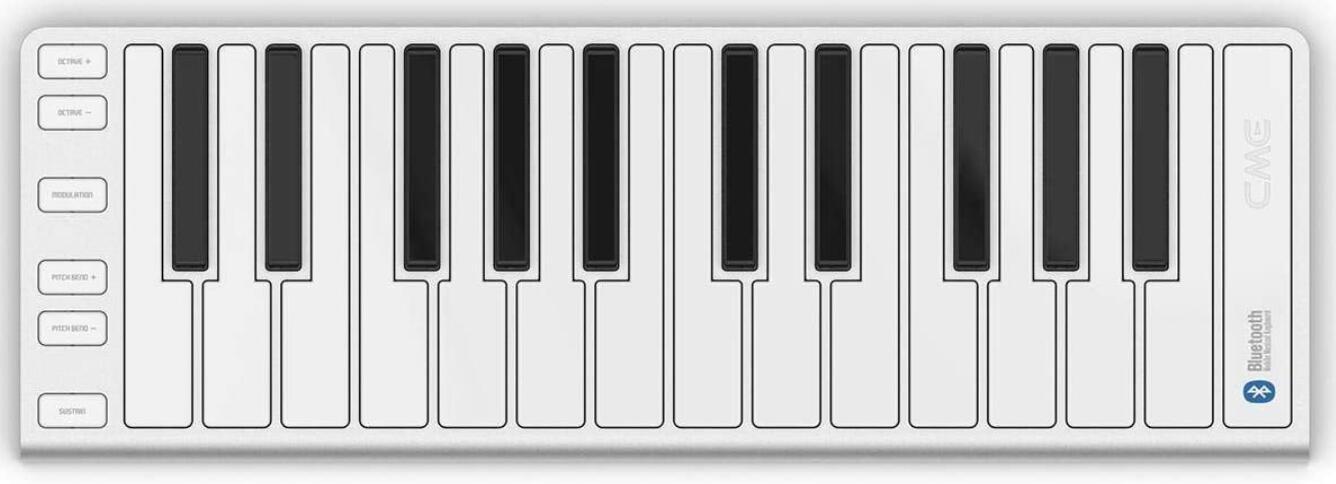 connect midi Keyboard to ipad bluetooth