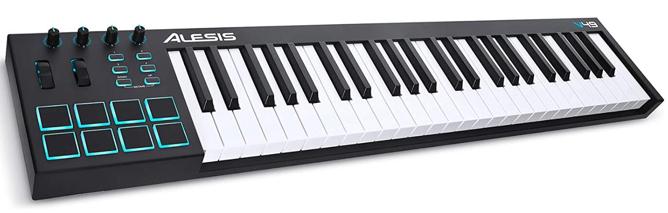 connect midi keyboard to ipad usb