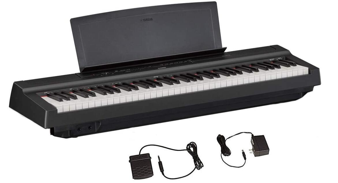 how many keys should I get for learning piano