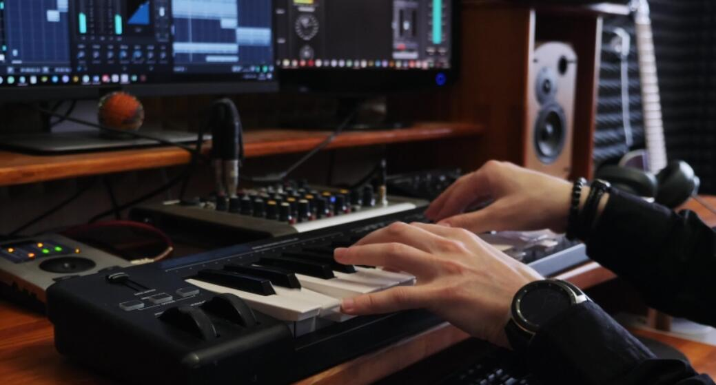 how to get started with a midi keyboard