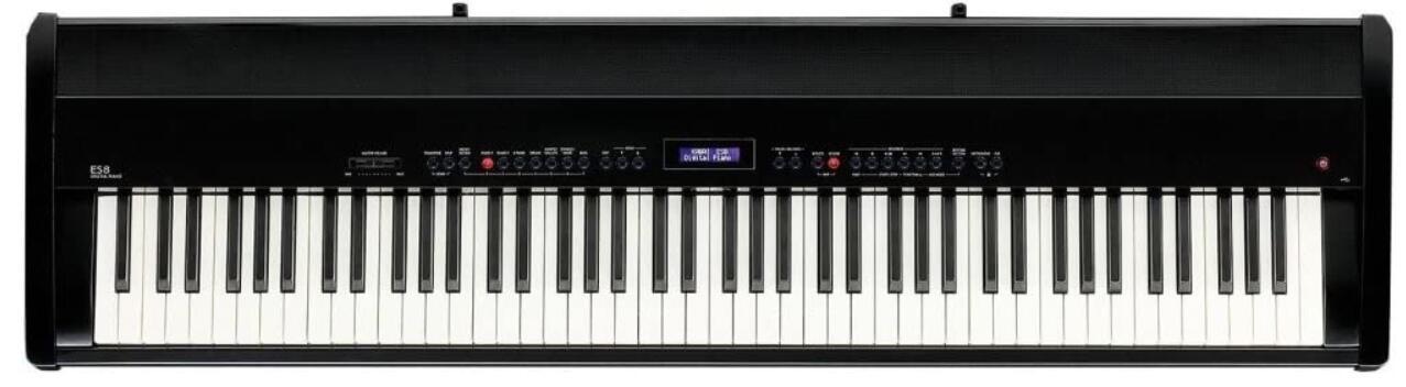 kawai es8 digital piano review