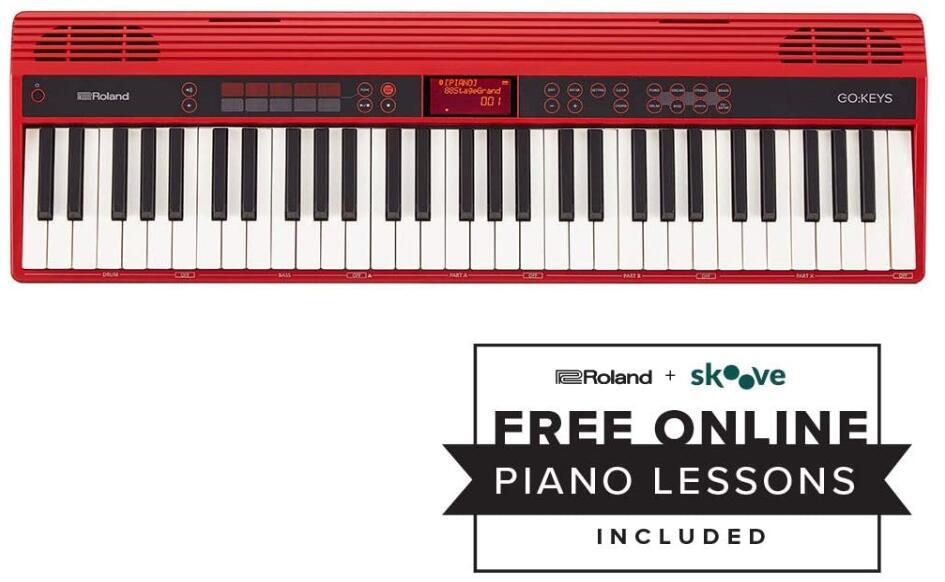 roland go keys keyboard review