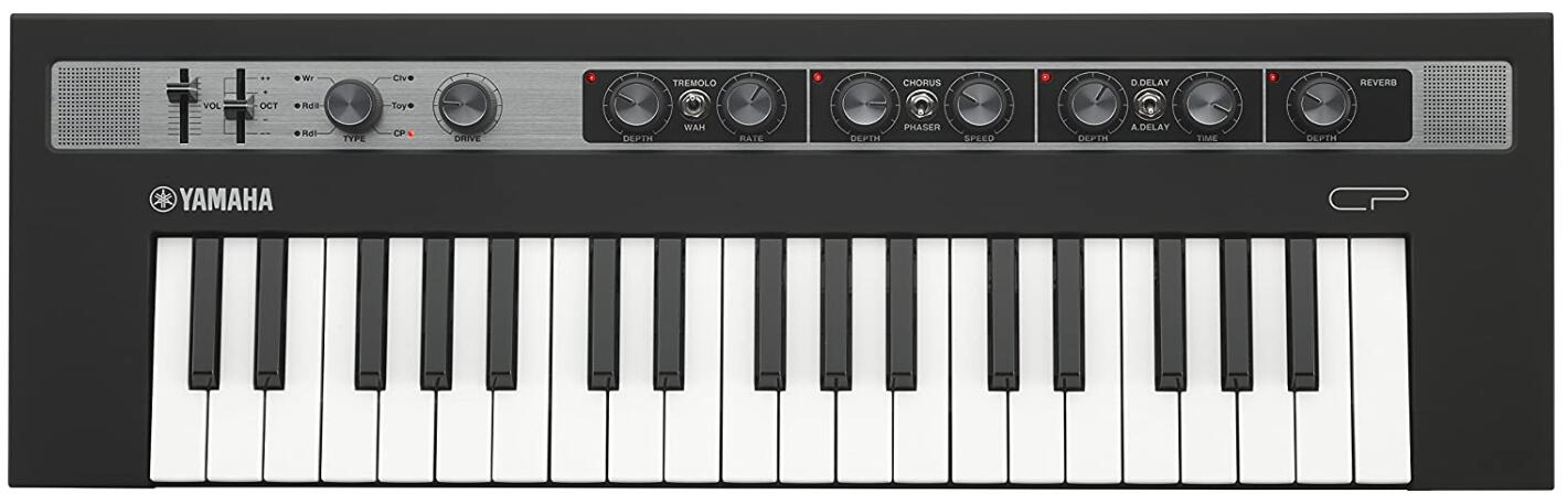 yamaha mini vintage synth keyboard