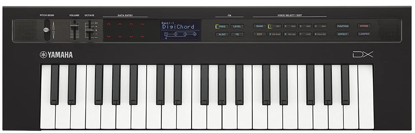 yamaha portable fm synthesizer