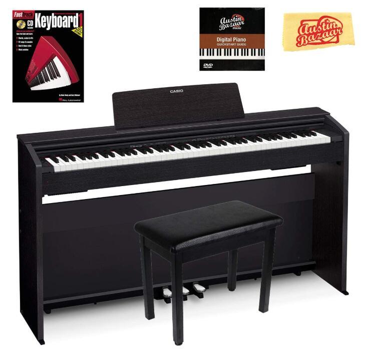 Casio px 870 digital piano reviews