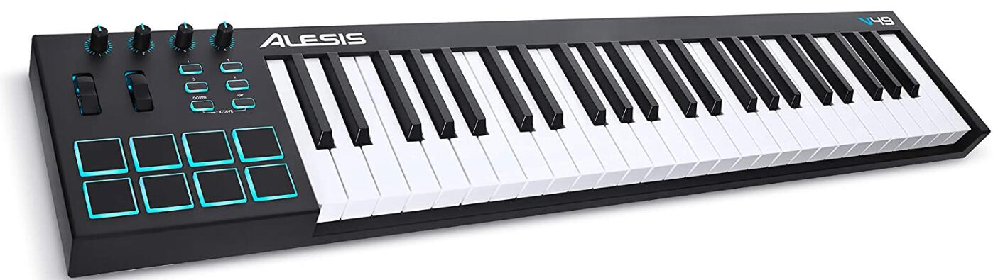 alesis midi keyboard under 200