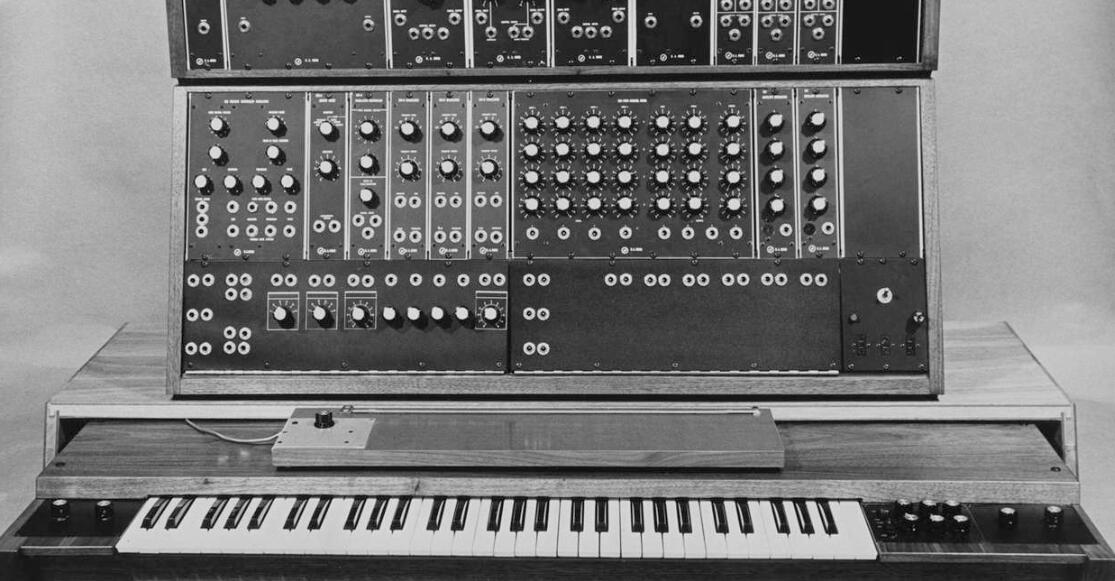 first moog synth