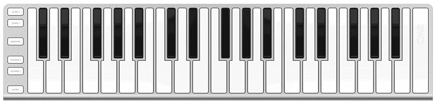 full size key midi keyboard 200