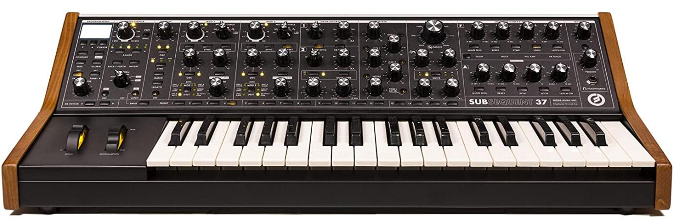 moog synth for hip hop