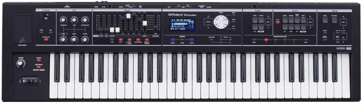 roland 61 key string synth
