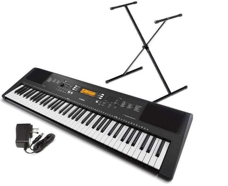 yamaha psr ew 300 keyboard piano review