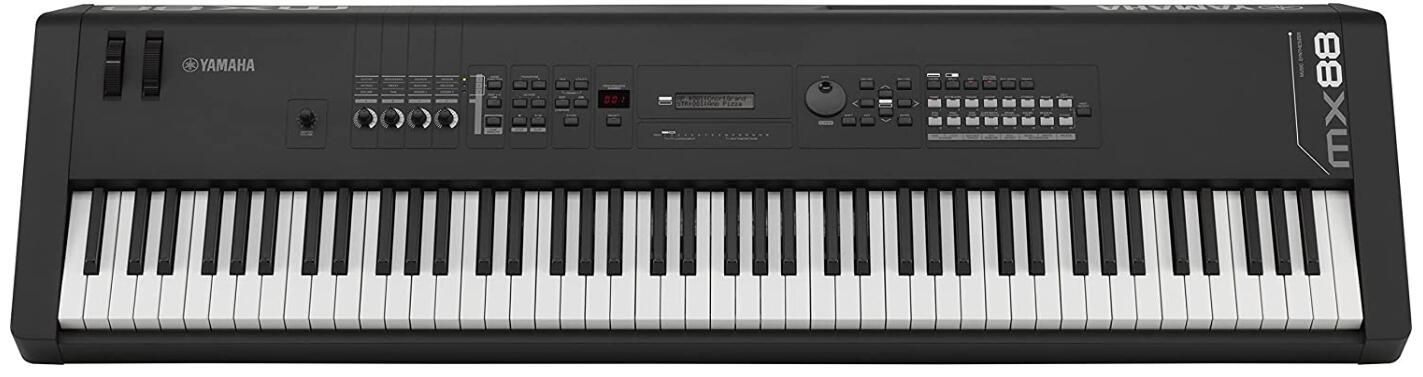 yamaha weighted synth under 2000