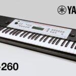 Yamaha YPT260 Keyboard Piano Review