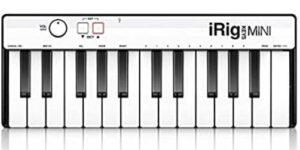 25 key mini size midi keyboard under 100 dollars