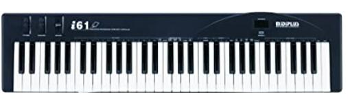 61 key full size sensitive midi keyboard under 100 reviews