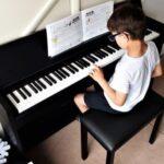 Yamaha YDP S34 Arius Slim Digital Piano Review