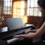Yamaha YDP 163 Digital Piano Review